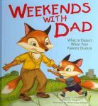 Cover: Weekends with Dad by Melissa Higgins