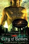 Cover: City of Bones by Cassandra Clare