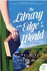 Cover: The Library at the Edge of the World by Hayes-McCoy
