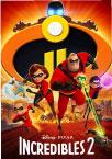 Poster: Incredibles 2