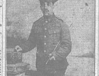Corporal Onions killed in France